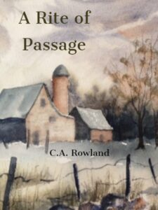 Book Cover: A Rite of Passage
