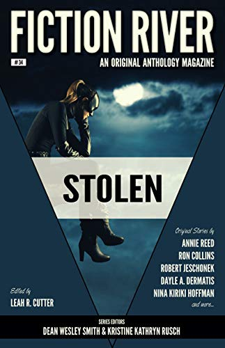 Book Cover: Fiction River: Stolen