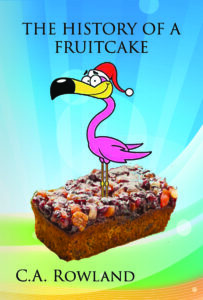 Book Cover: The History of a Fruitcake